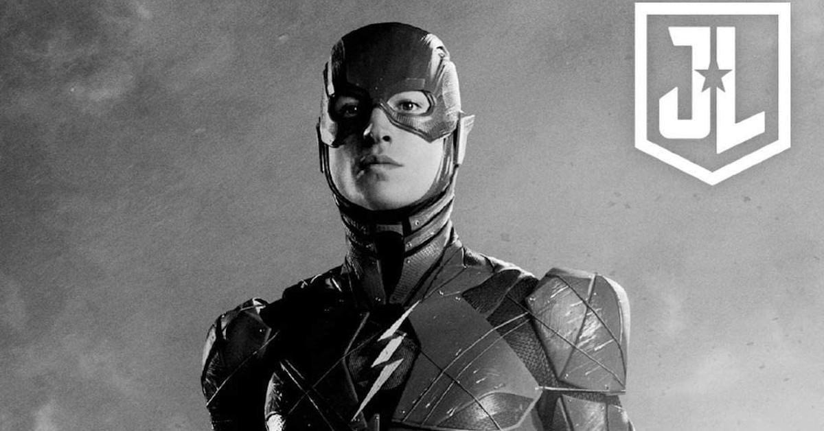 Justice League Snyder Cut Trailer Flash