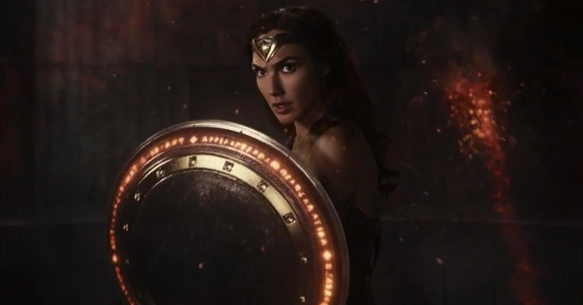 Justice League Snyder Cut Wonder Woman Theme Music Junkie XL