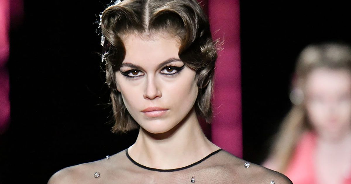 kaia gerber getty images