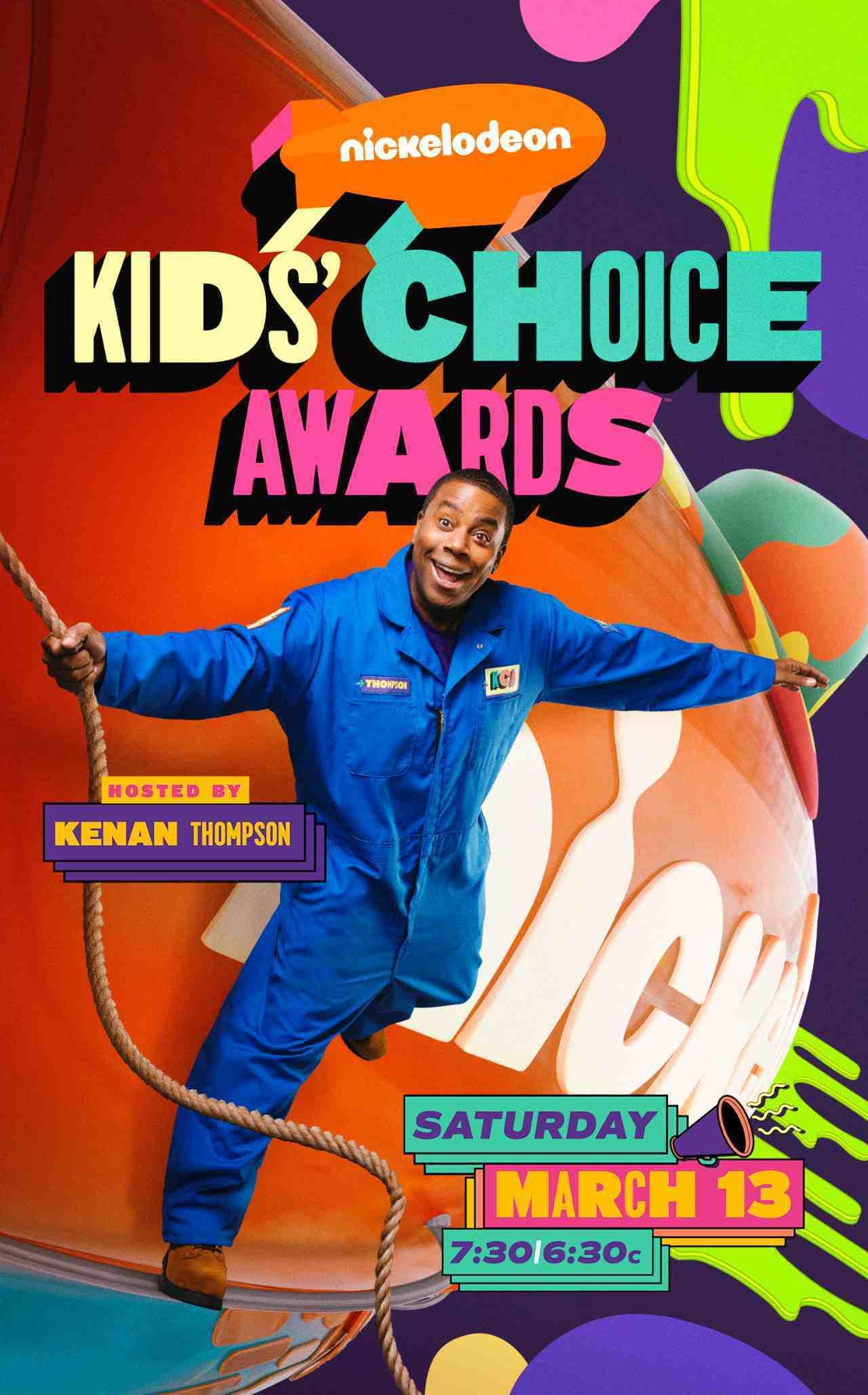 Kids CHoice Awards 2021 Key_Art