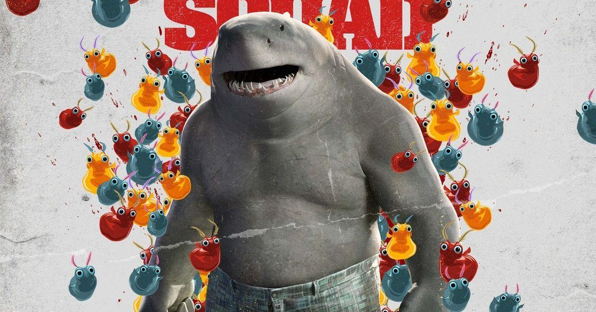 king shark the suicide squad stallone