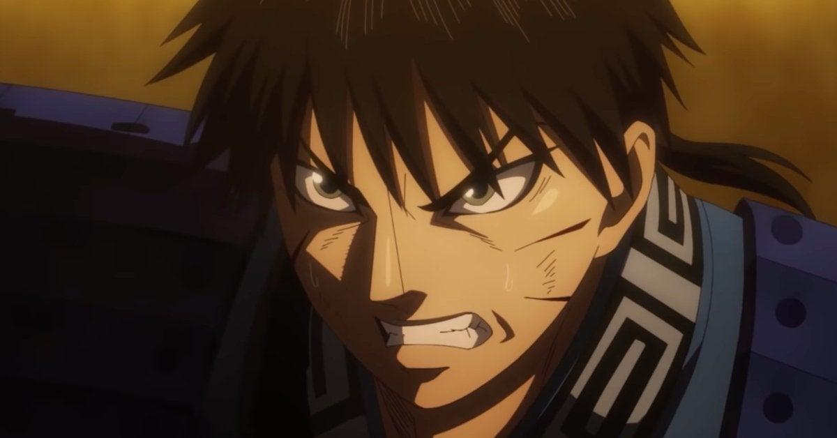 Kingdom Season 3 Anime
