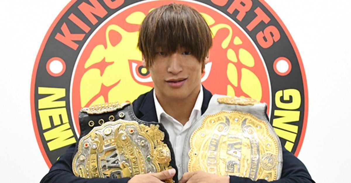 Kota-Ibushi-New-Japan-IWGP-Heavyweight-IC-Champion