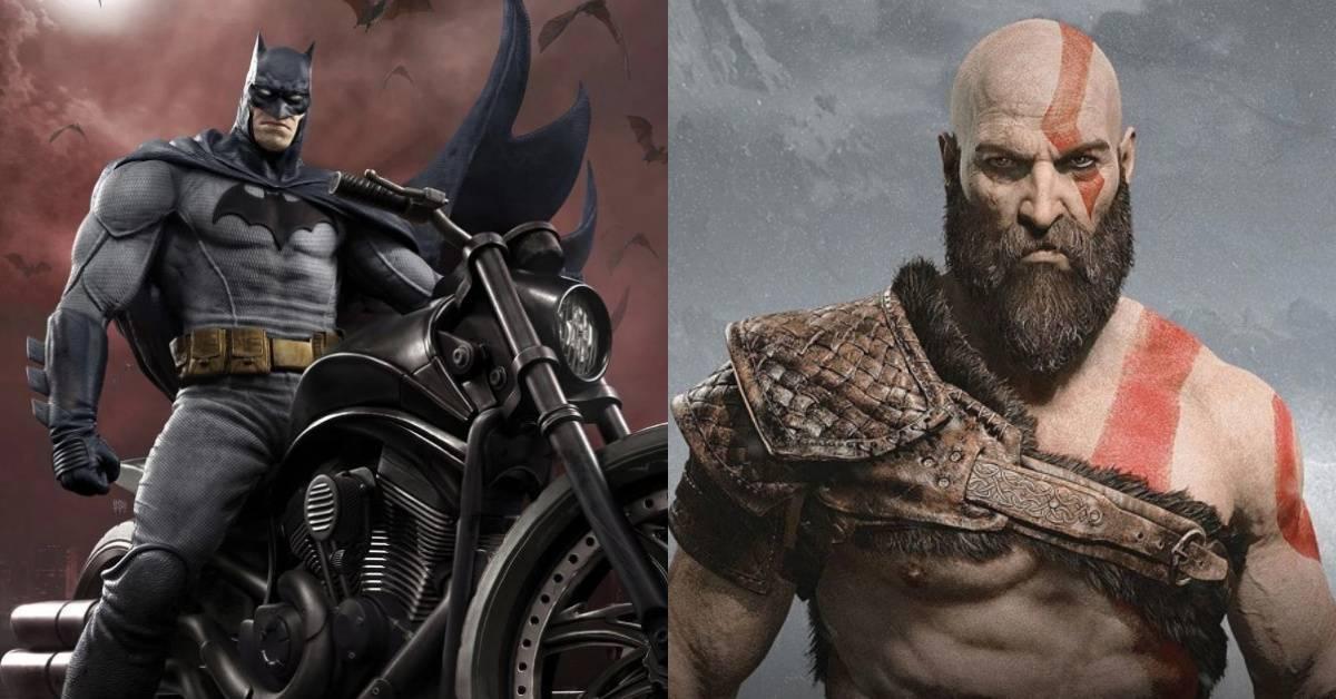 Kratos Batman