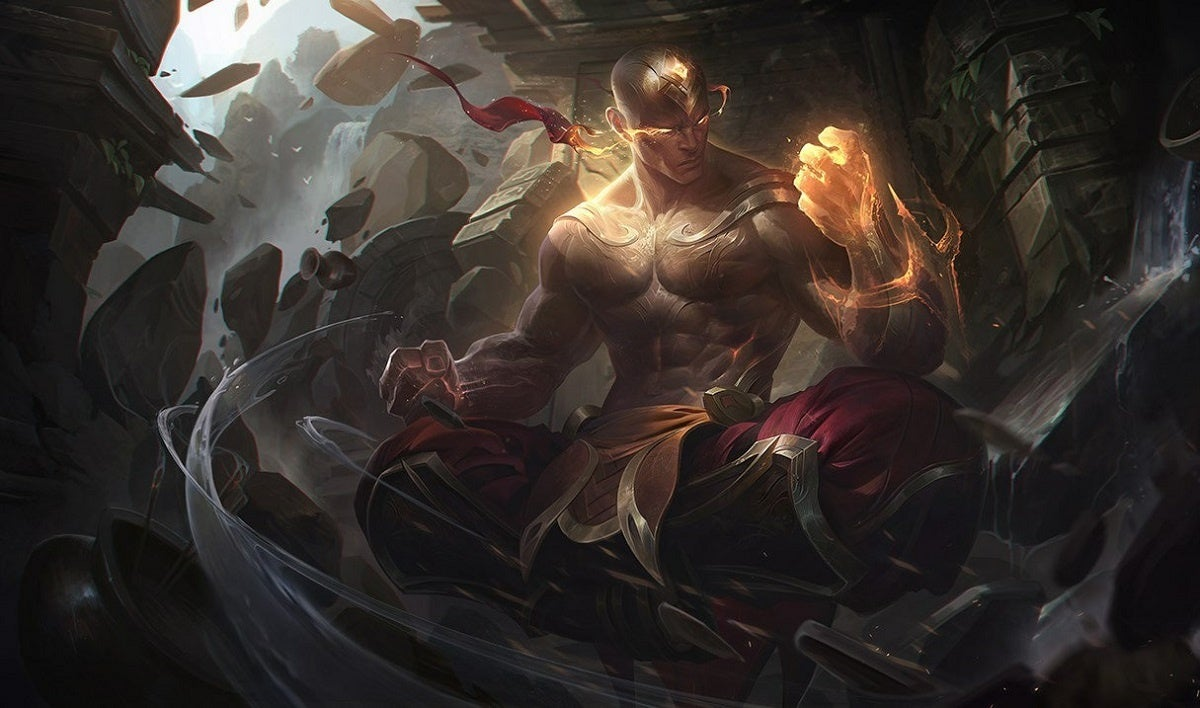 League of Legends Lee Sin