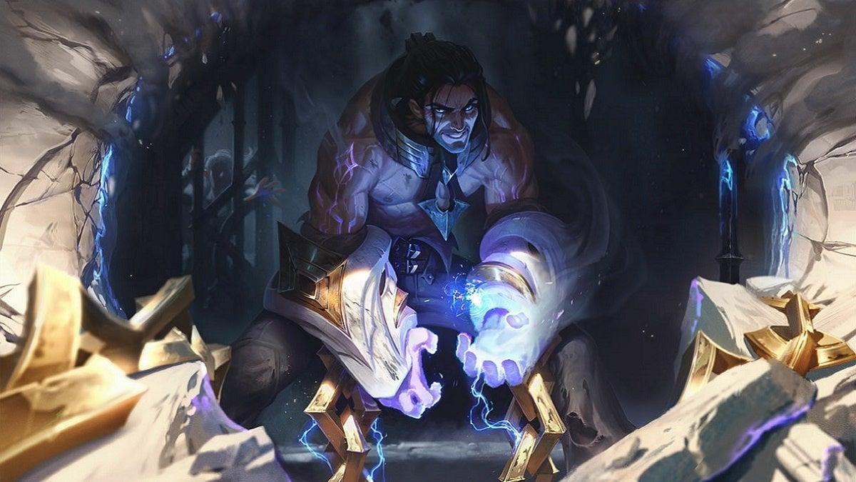 League of Legends Sylas