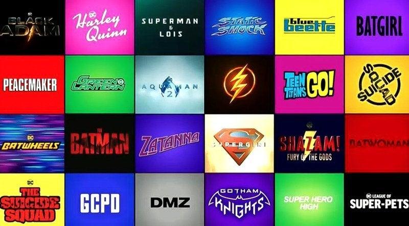Projetos da DC Films em desenvolvimento 3
