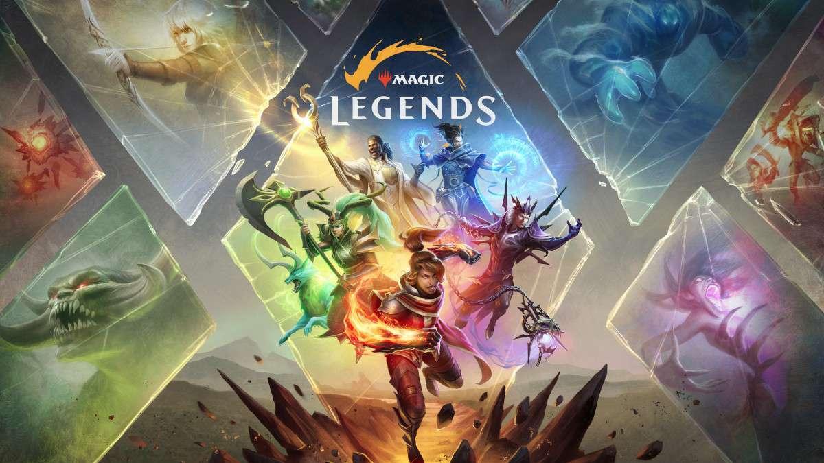 Magic Legends Key Art