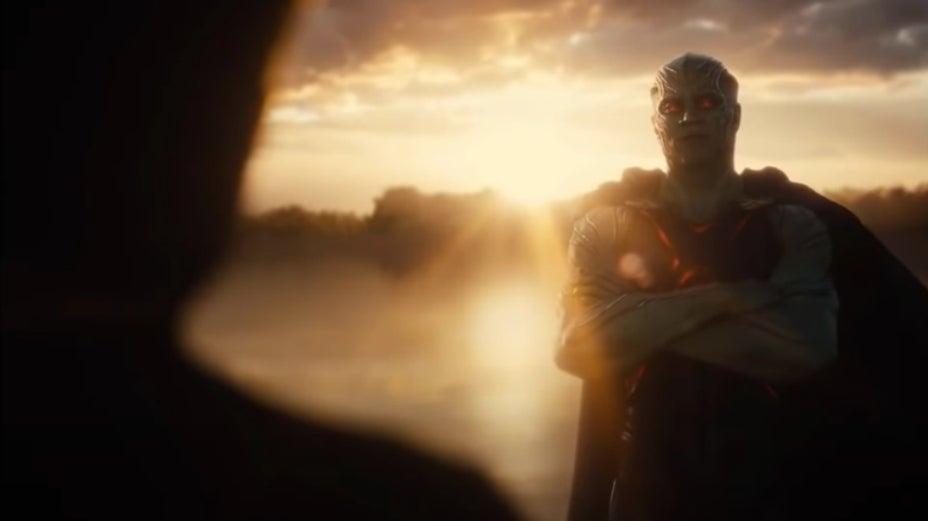 Martian Manhunter Justice League Snyder Cut