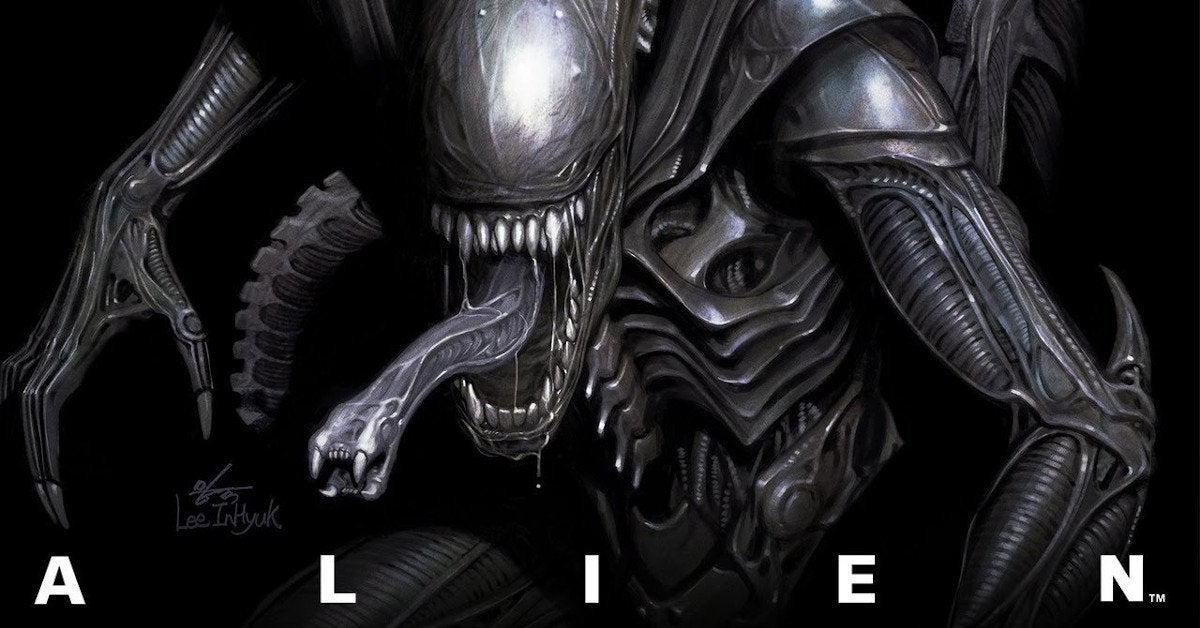 Marvel Alien Trailer