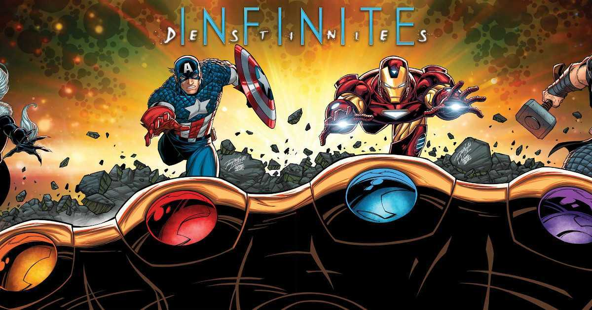 Marvel Infinite Destinies