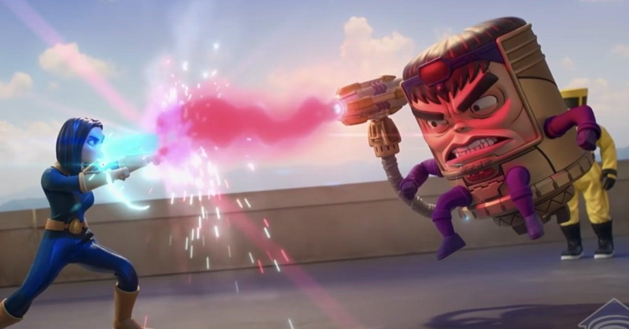 Hulu Releases New Marvel's MODOK Clip | LaptrinhX / News