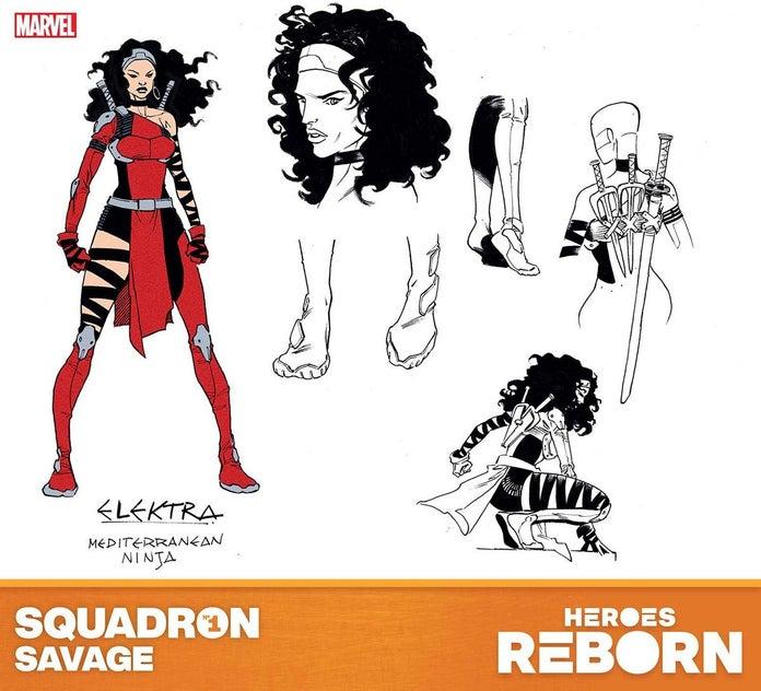 Marvel-Squadron-Savage-Elektra