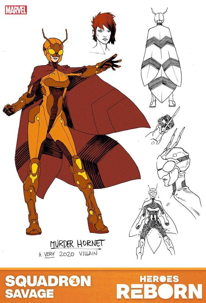 Marvel-Squadron-Savage-Murder-Hornet