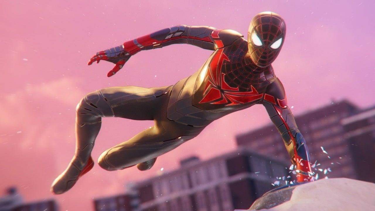 Marvel's Spider-Man: Miles Morales Update Adds New Suit
