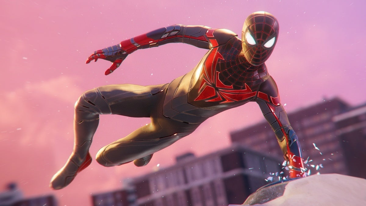 marvels spider man miles morales new suit new cropped hed