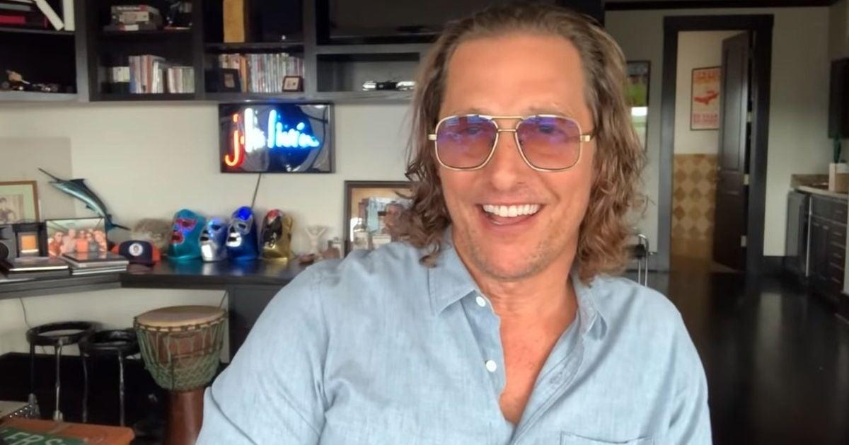 Matthew McConaughey youtube