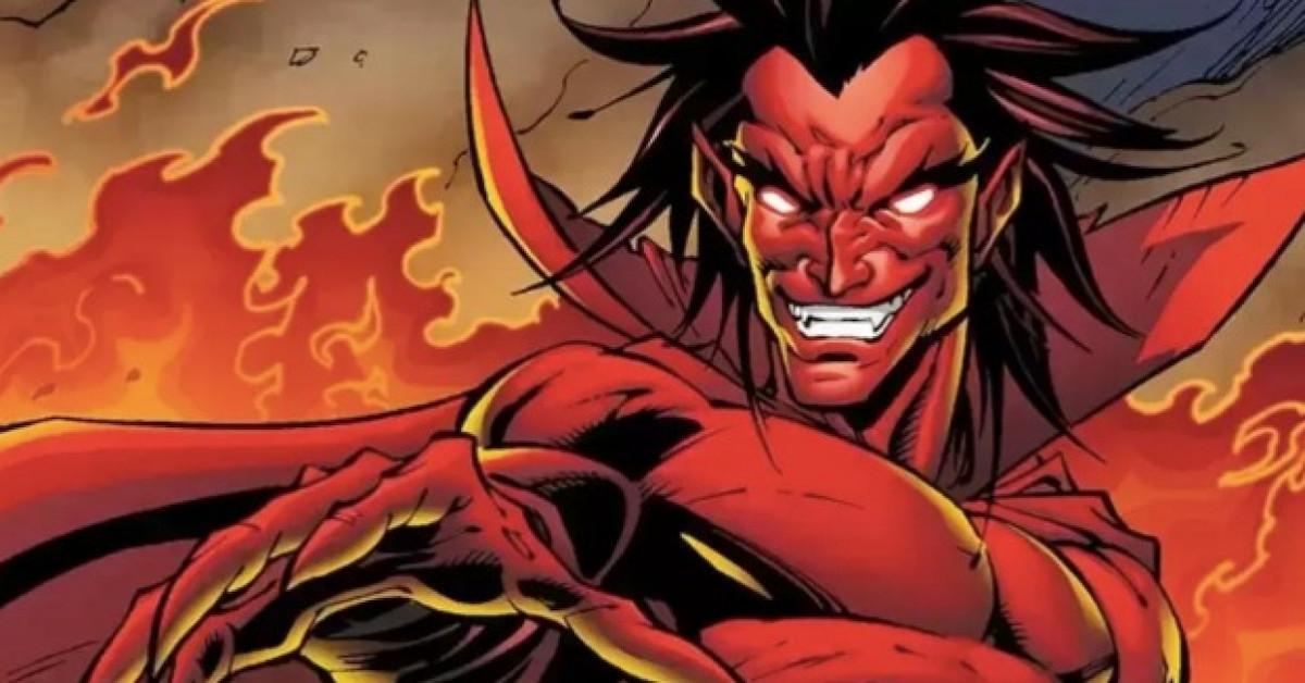 Mephisto Marvel WandaVision