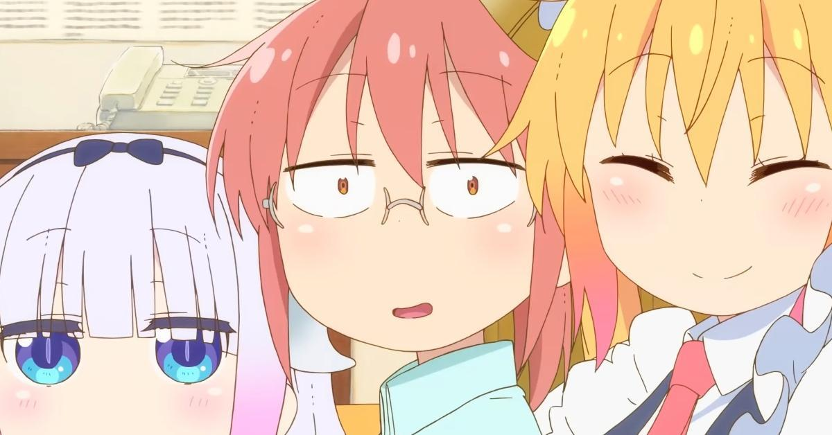 Miss Kobayashi's Dragon Maid S Season 2