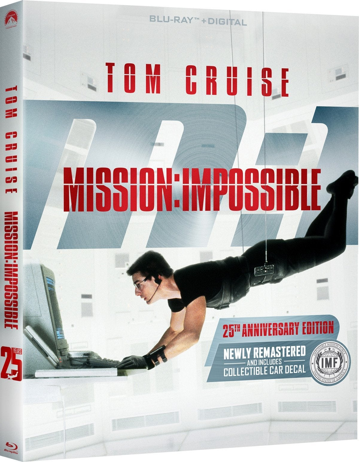 mission impossible blu ray 4k anniversary