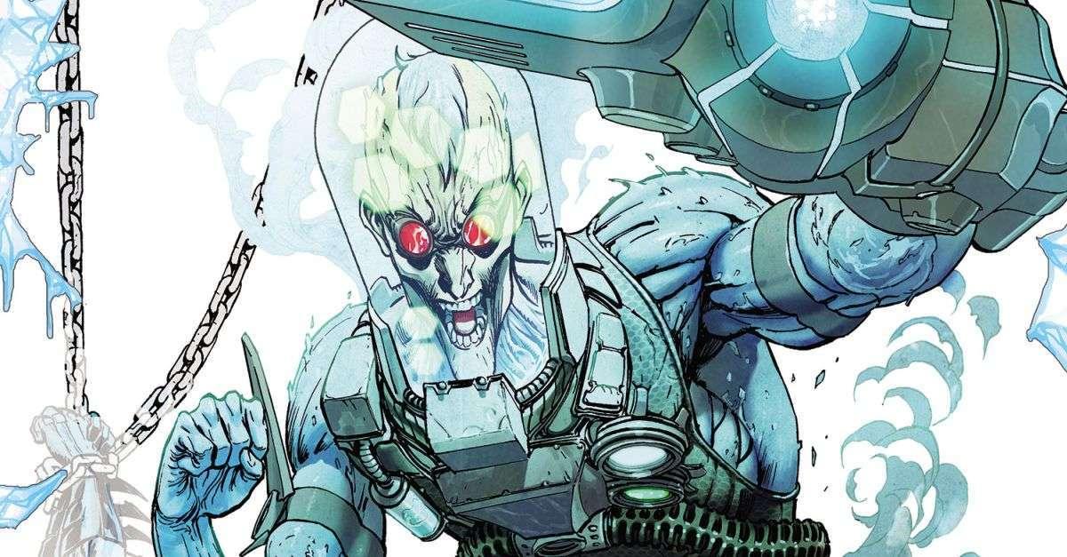 mister freeze batman catwoman tragic future