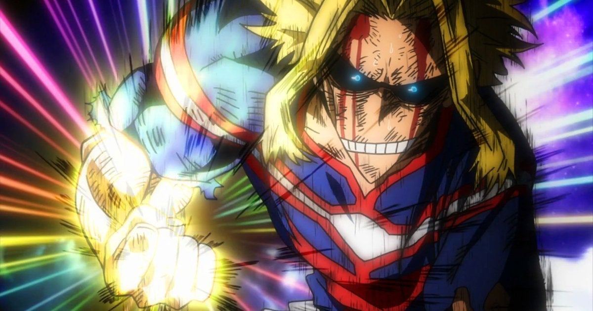 My Hero Academia 303 Spoilers All Might OFA Powers Connection