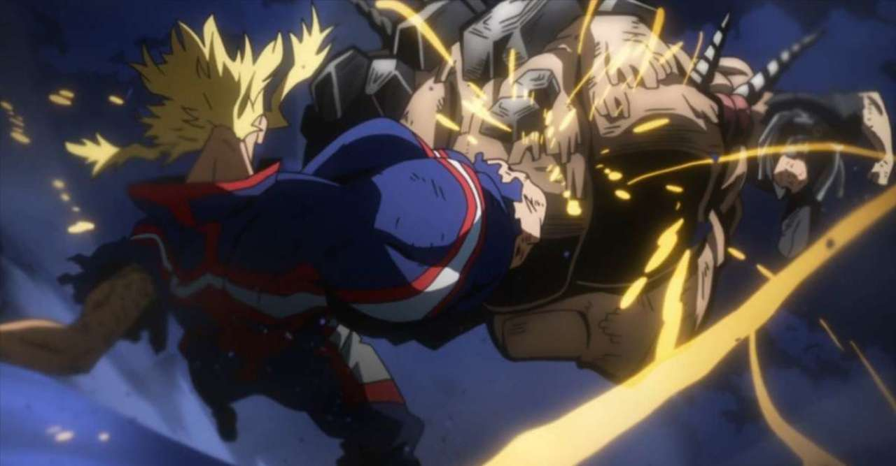 My Hero Academia Sets Up New Poll To Decide Its Best Battle To Date