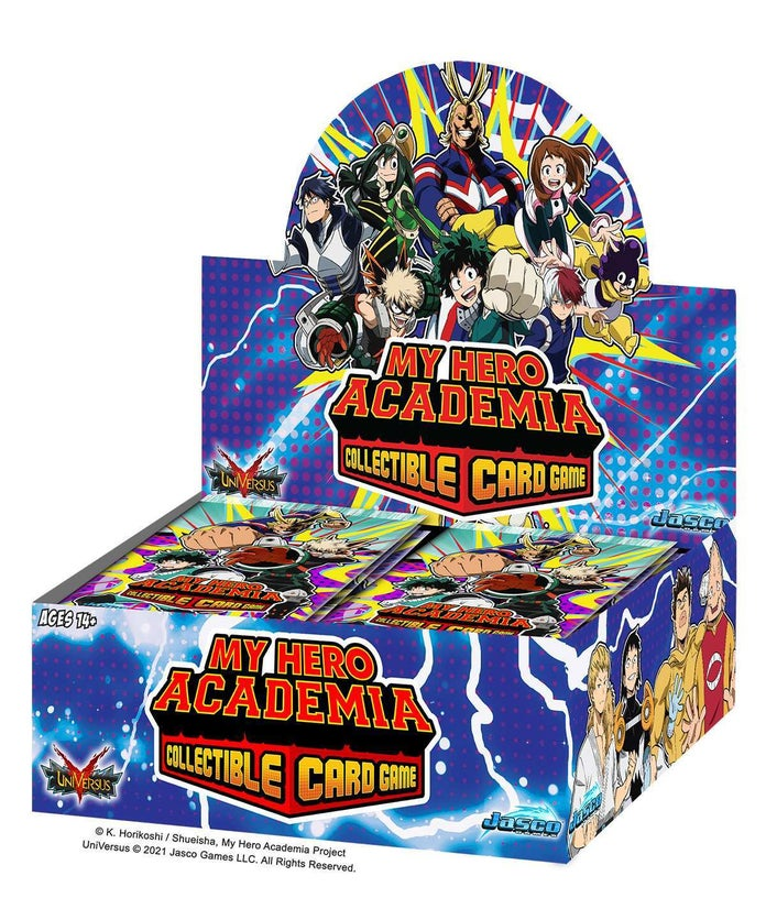 My-Hero-Academia-CCG-Boosters