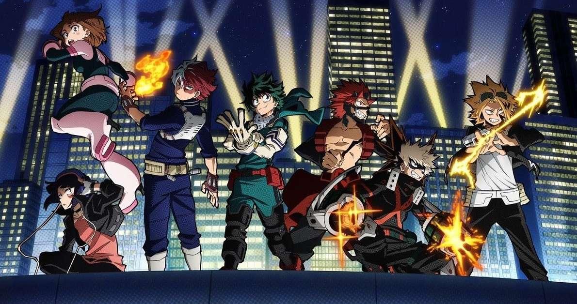 My Hero Academia Season Five Where To Watch