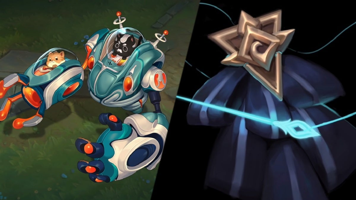 New League of Legends Champion Space Groove
