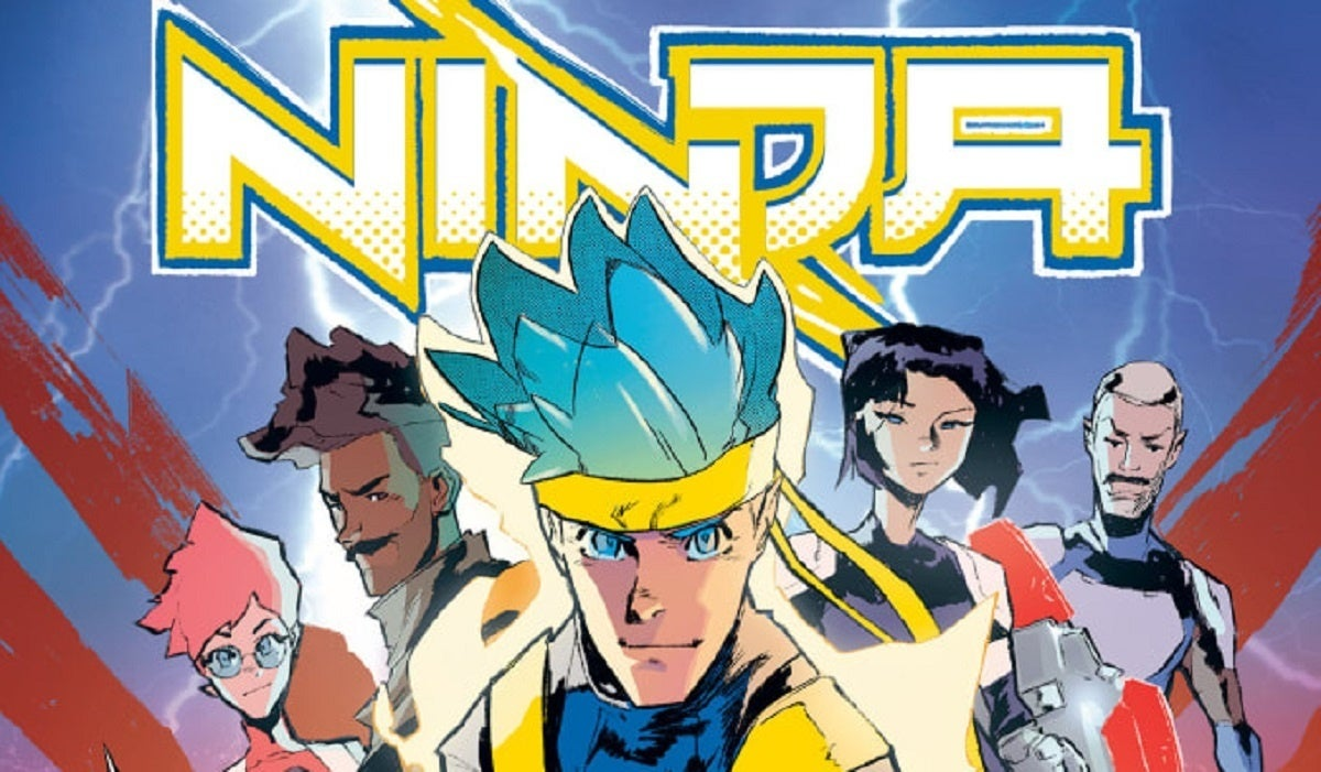 Ninja Graphic Novel