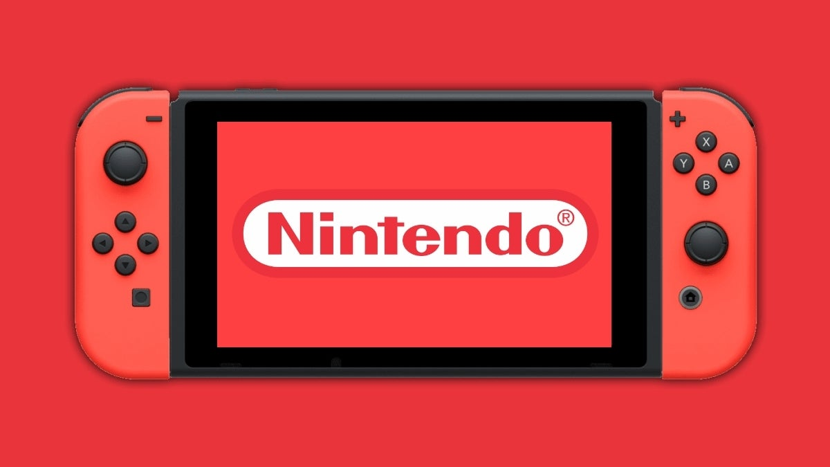 nintendo switch pro red