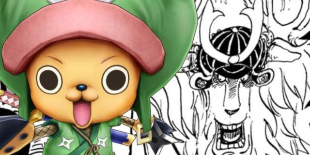 One Piece Chopper Queen Revenge Spoilers Manga