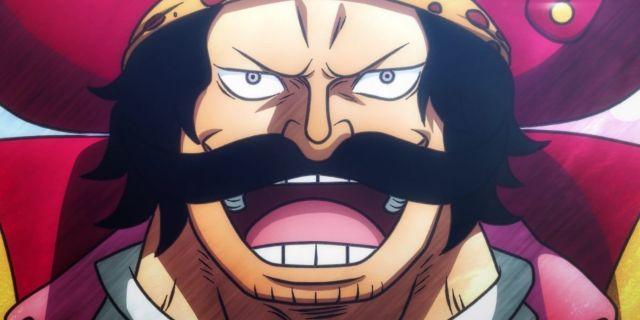 One Piece Gol D Roger Flashback Wano Anime