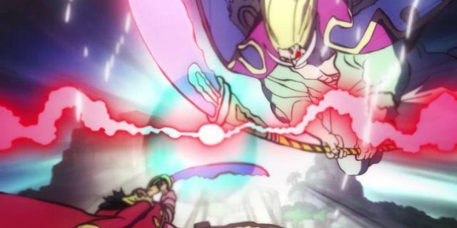 One Piece Roger vs Whitebeard Anime