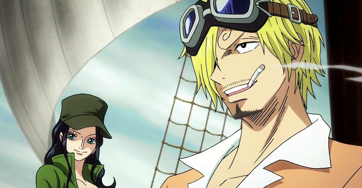 One Piece Teamwork