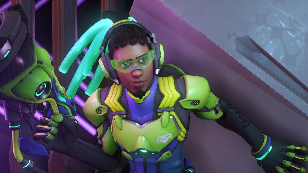 Overwatch 2 Lucio