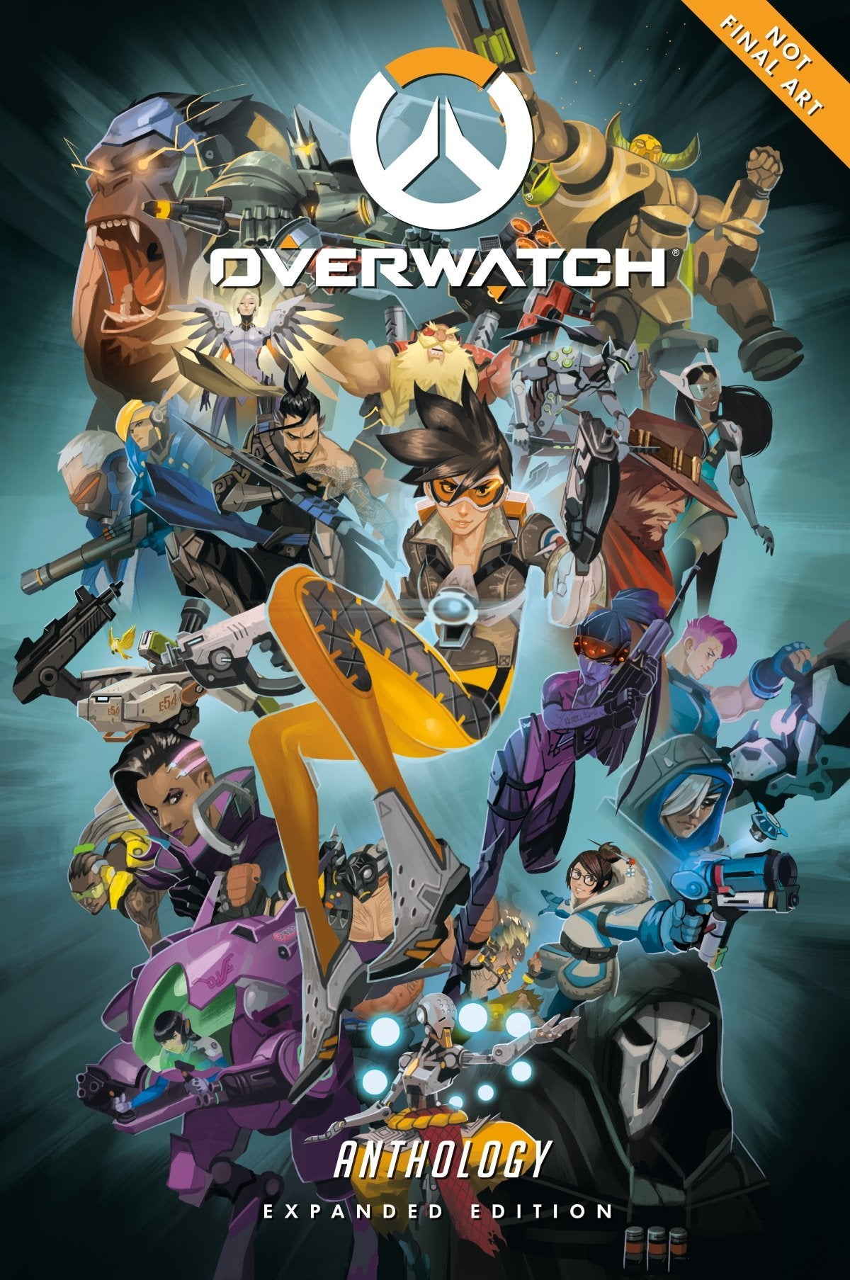 overwatch anthology expanded edition full