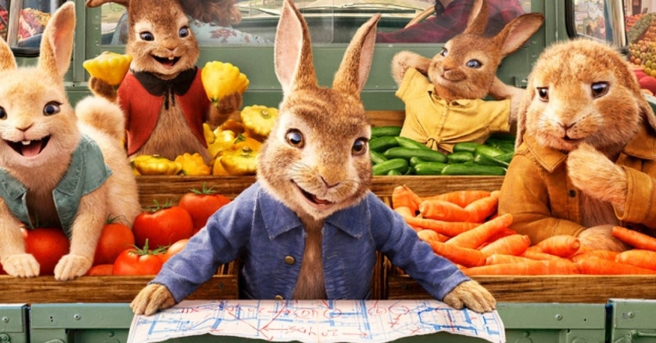 Peter Rabbit 2: The Runaway Release Date Moved Up