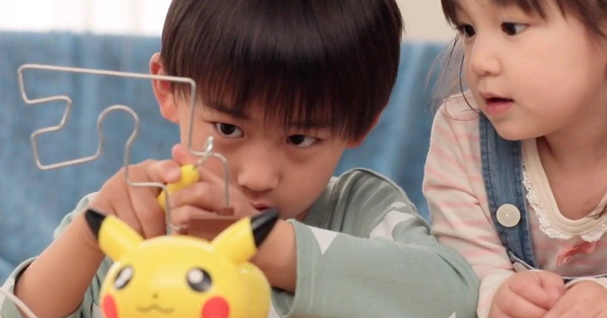 pikachu toy pokemon