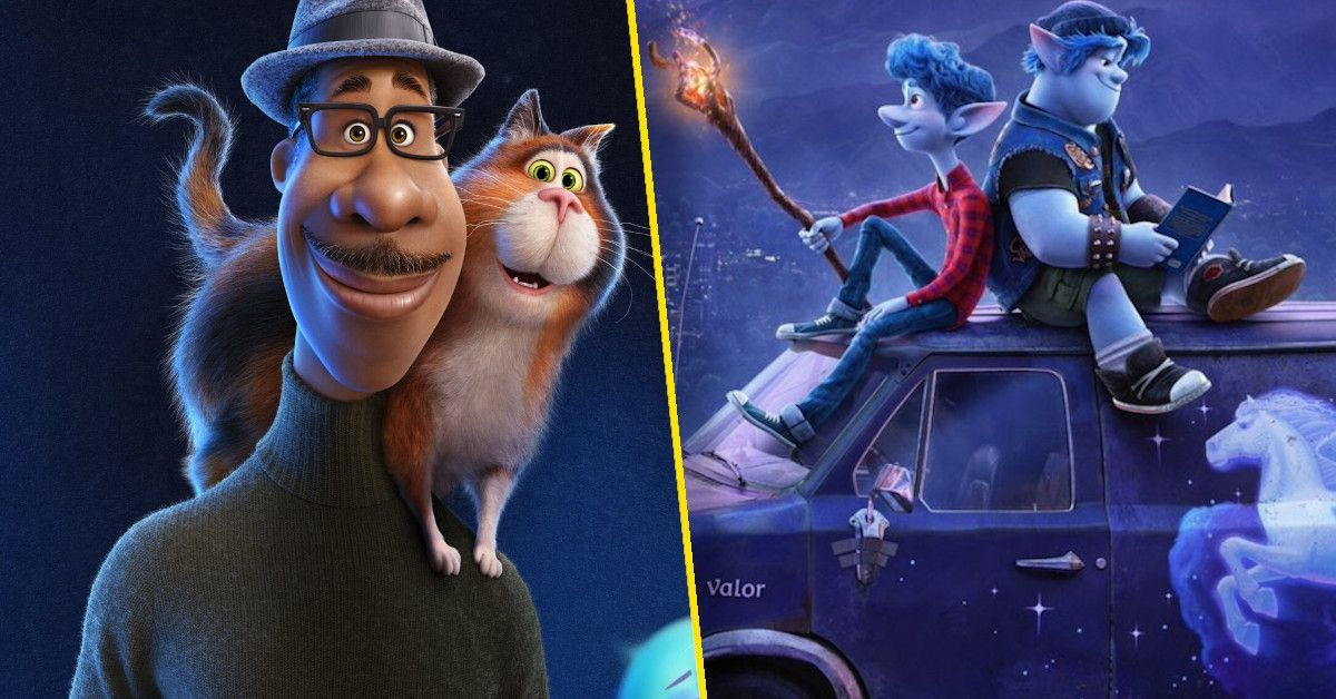 pixar soul onward two academy award nominations