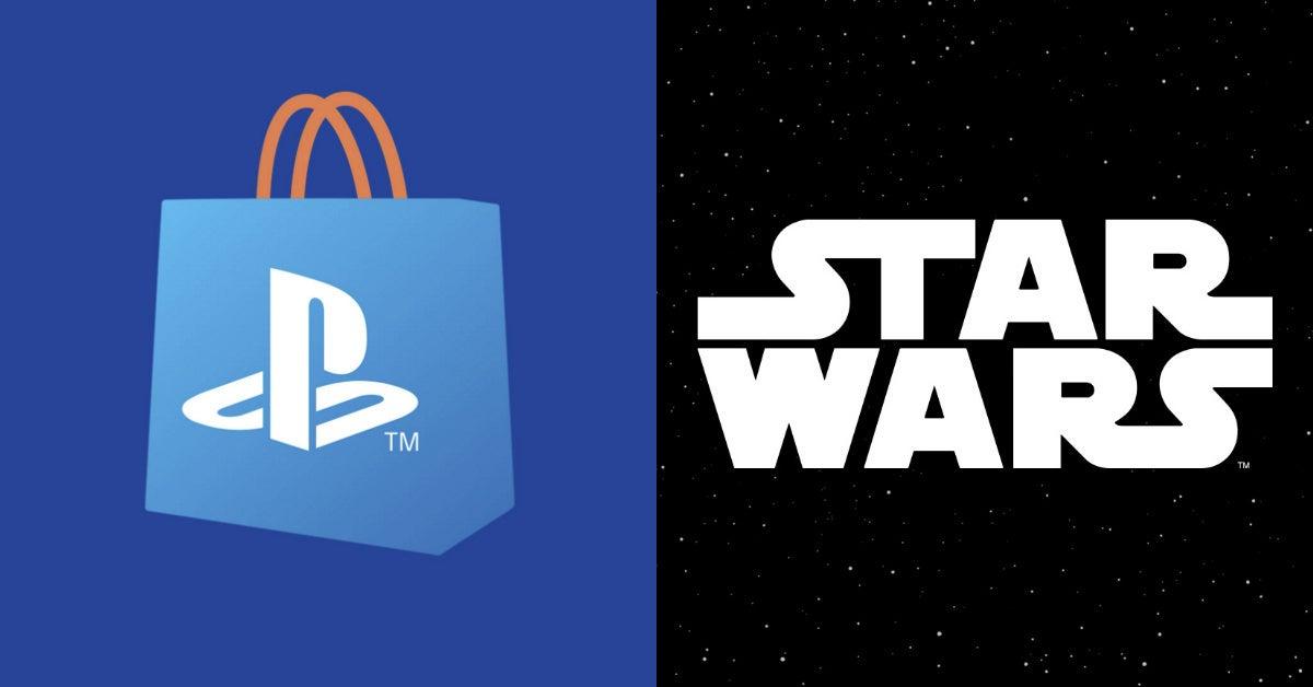 PlayStation Store Star Wars