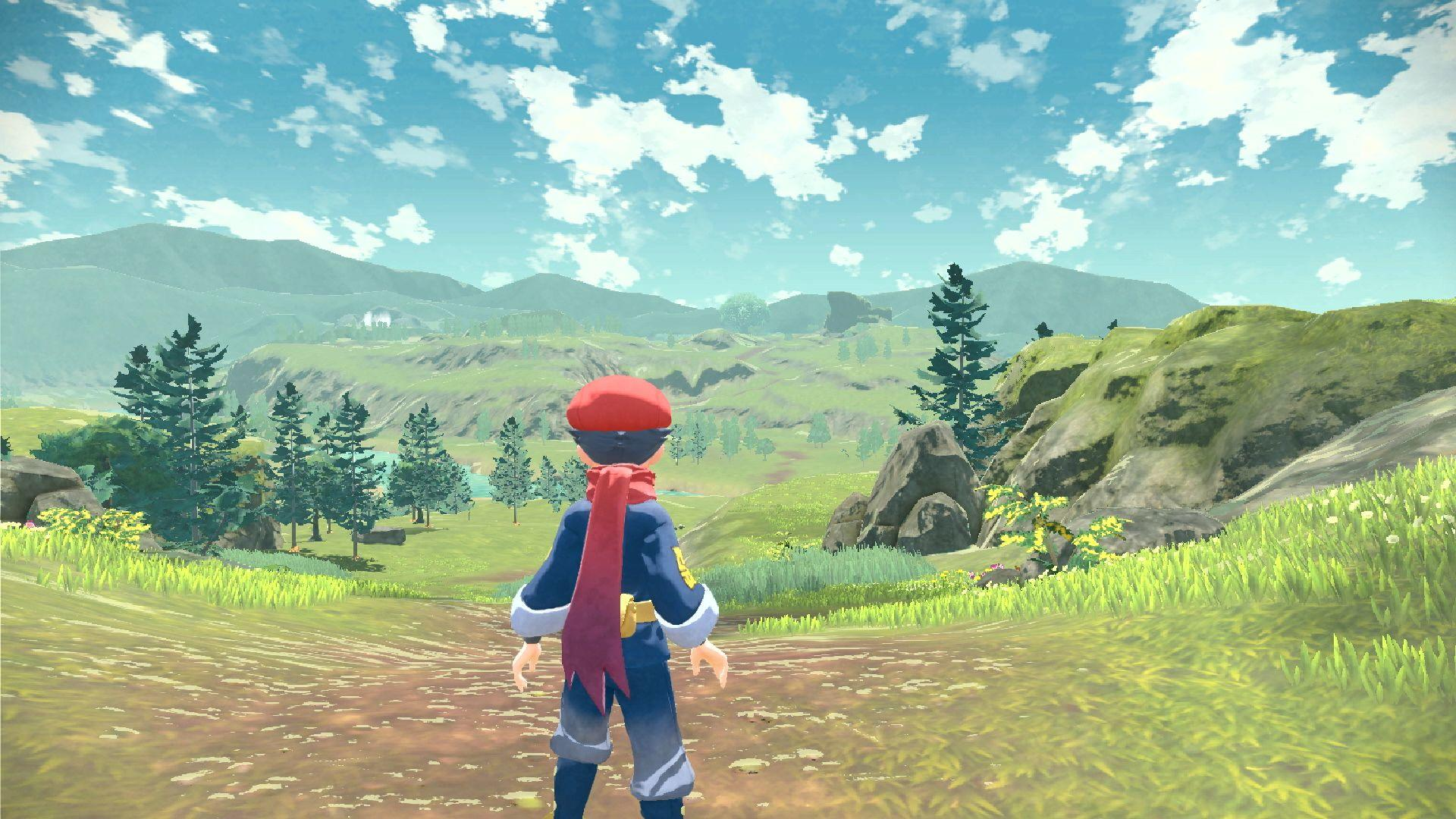 Pokemon Legends: Arceus Reveal Trailer