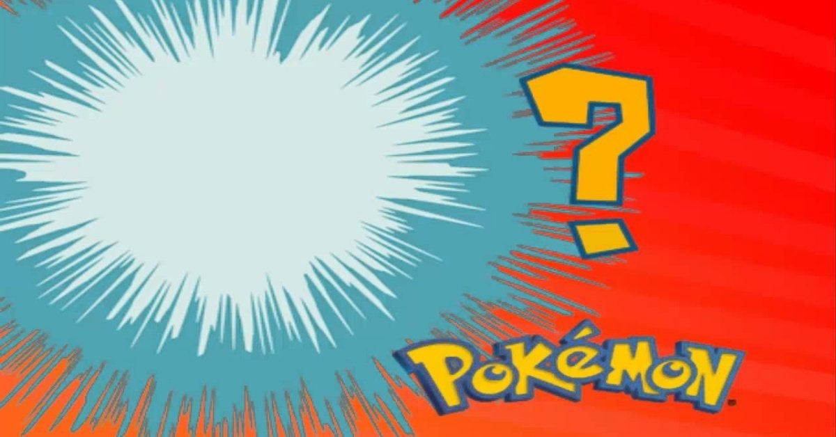Pokemon Whos That