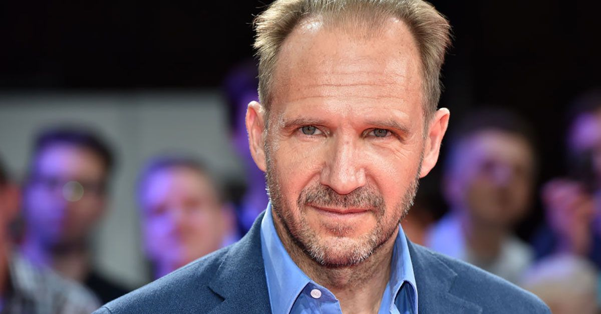 ralph fiennes getty images