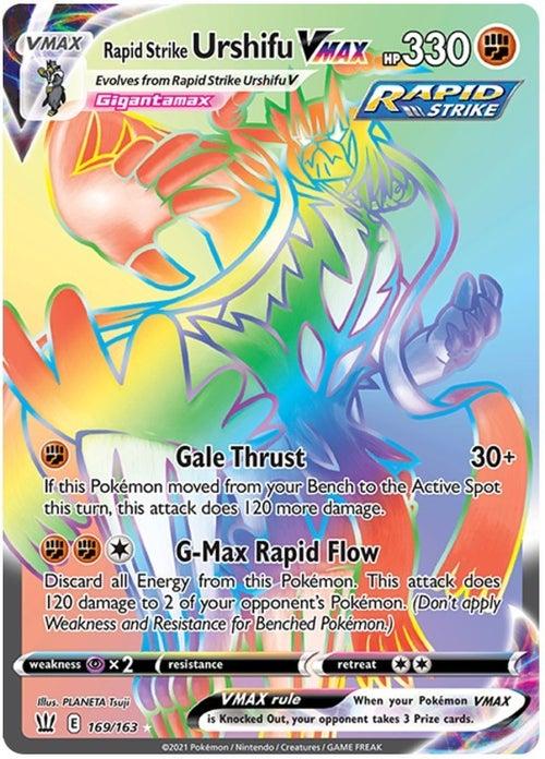 rapid strike rainbow