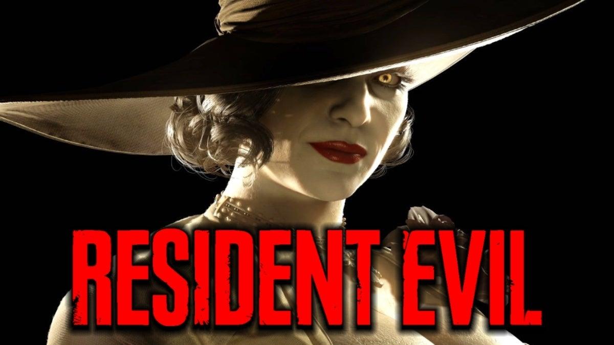 resident evil village lady 3