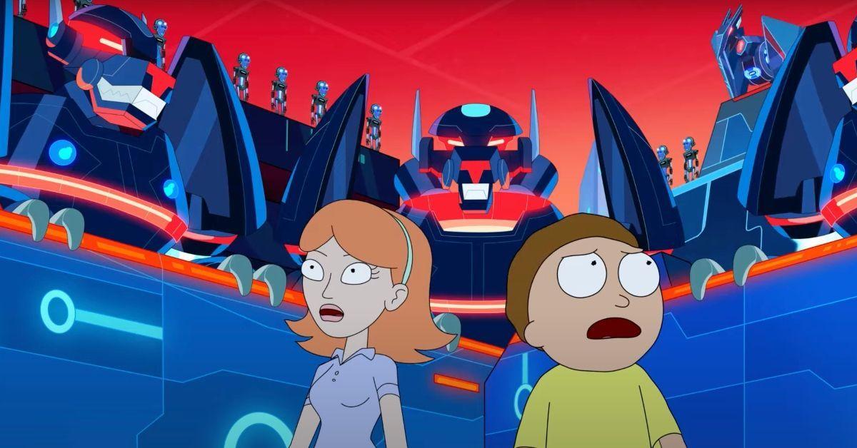 Rick and Morty Season 5 Jessica