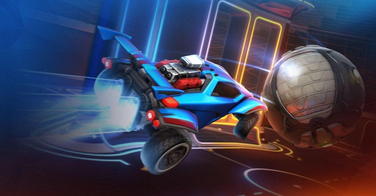 Rocket League Labs