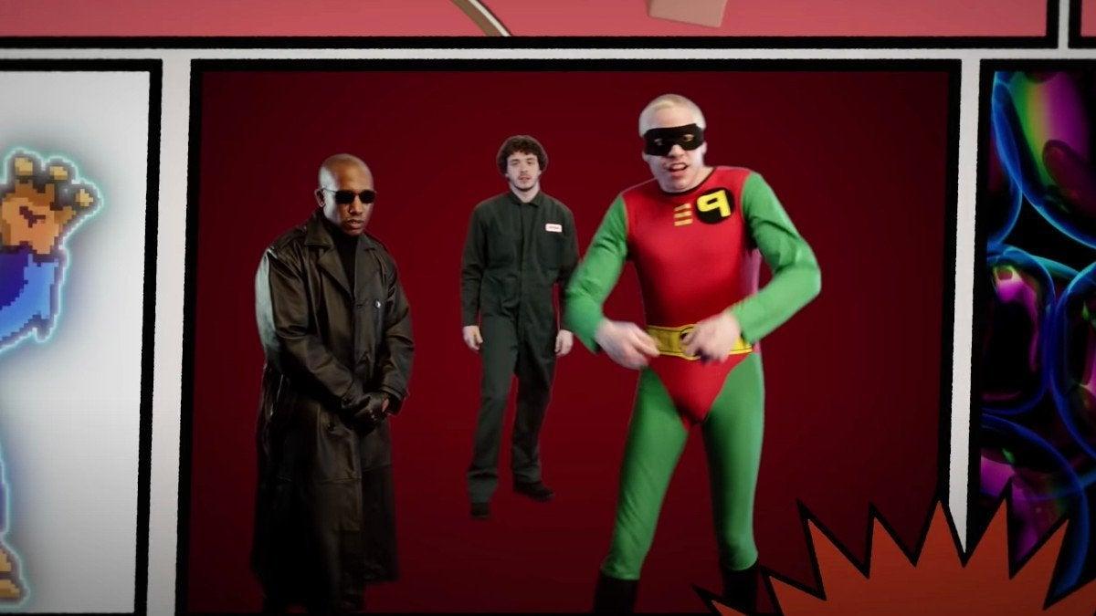 Saturday Night Live Pete Davidson Non-Fungible Tokens Eminem